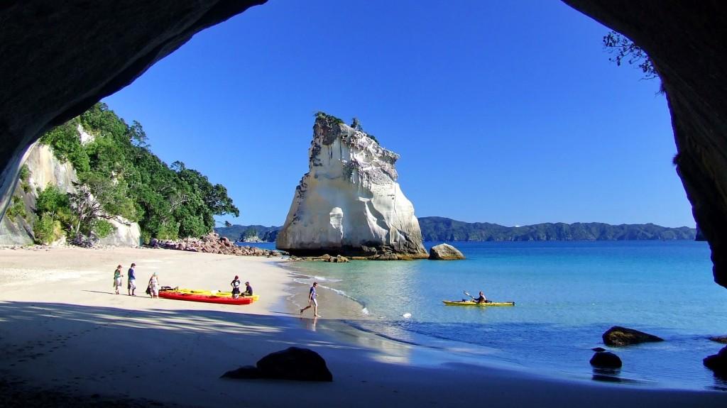 Video Nueva Zelanda News: Conoce La Reserva Marina